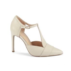 Дамски обувки от естествена кожа NFR-1284
