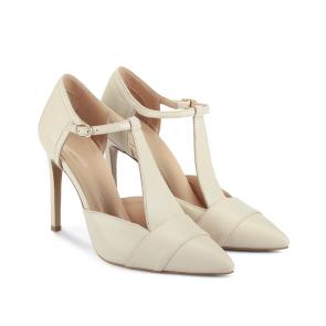 Дамски обувки от естествена кожа NFR-1284 - 2