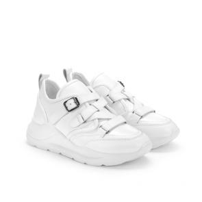 Дамски спортни обувки от естествена кожа NFR-202651 - 2