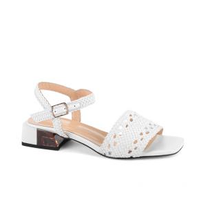 Дамски сандали от естествена кожа NFR-2492