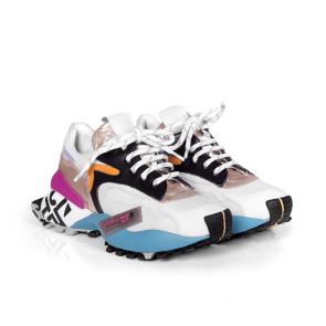 Дамски спортни обувки от естествена кожа NFR-252-2890 - 2