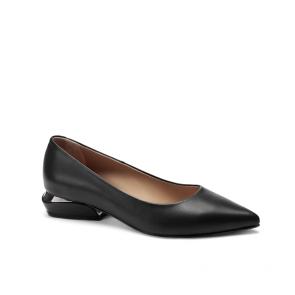 Дамски обувки от естествена кожа NFR-2575