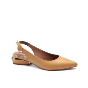 Дамски обувки от естествена кожа NFR-2576