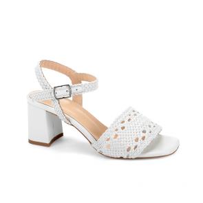 Дамски сандали от естествена кожа NFR-2205