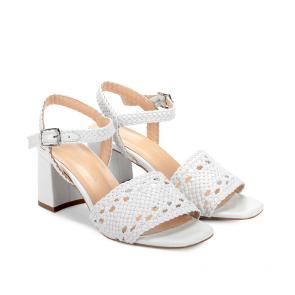 Дамски сандали от естествена кожа NFR-2205 - 2