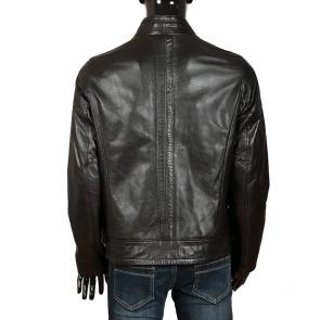 Мъжко яке от естествена кожа PPL-B-1117 - 2