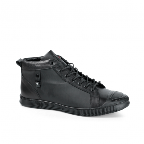 Мъжки обувки от естествена кожа PRG-12412