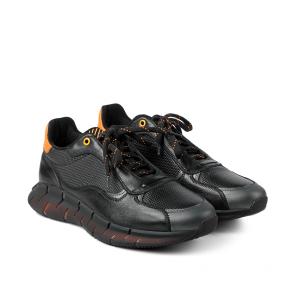 Мъжки обувки от естествена кожа PRG-12485 - 2
