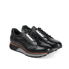 Мъжки обувки от естествена кожа PRG-12513 - 2