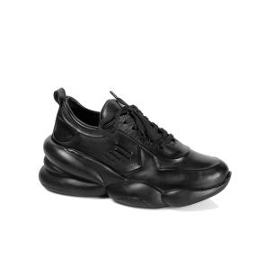 Дамски спортни обувки естествена кожа PRG-4303