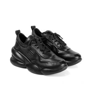 Дамски спортни обувки естествена кожа PRG-4303 - 2