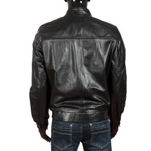 Мъжко яке от естествена кожа RG-106 - 2