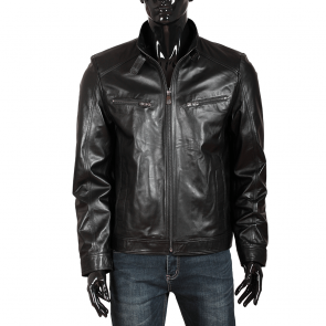 Мъжко яке от естествена кожа RG-118