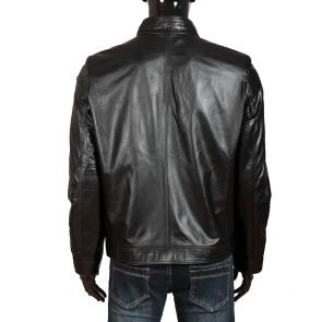 Мъжко яке от естествена кожа RG-118 - 2