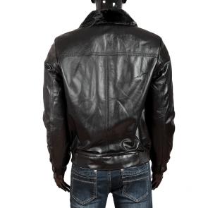 Мъжко яке от естествена кожа RG-166 - 2