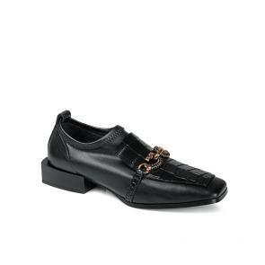 Дамски обувки от естествена кожа SD-1004