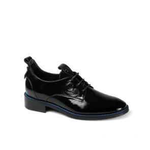 Дамски обувки от естествен начупен лак SD-5000