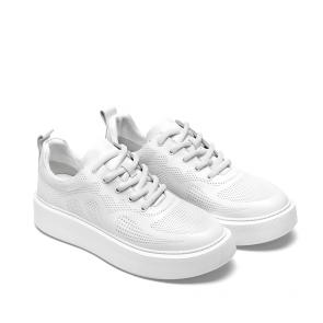 Дамски спортни обувки от естествена кожа SD-714 - 2