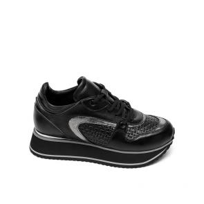 Дамски спортни обувки от естествена кожа SD-7634