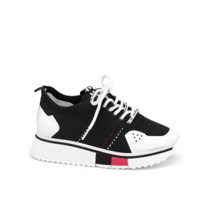 Дамски спортни обувки от текстил SD-8190
