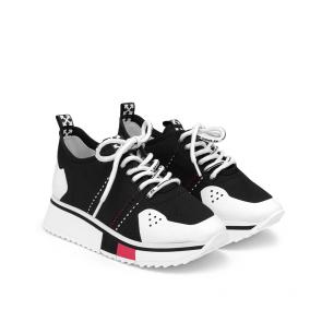 Дамски спортни обувки от текстил SD-8190 - 2