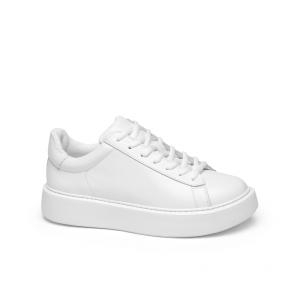 Дамски спортни обувки от естествена кожа SD-885