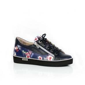 Дамски спортни обувки от естествена кожа  H1-15-400