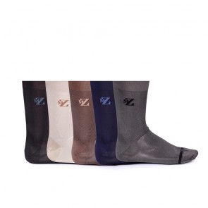 Мъжки копринени чорапи - 2