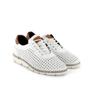 Дамски обувки от естествена кожа SPT-069-250 - 2