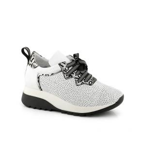 Дамски спортни обувки от естествена кожа SPT-237-534