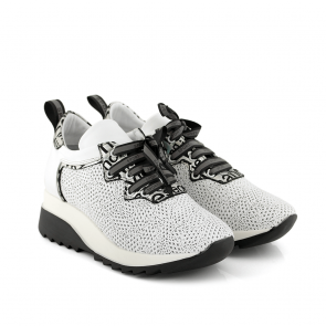 Дамски спортни обувки от естествена кожа SPT-237-534 - 2
