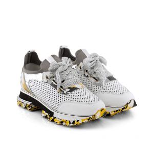 Дамски спортни обувки от естествена кожа SPT-279-2131 - 2