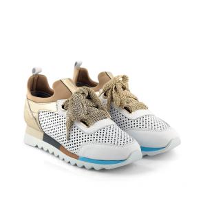 Дамски спортни обувки от естествена кожа SPT-5517 - 2