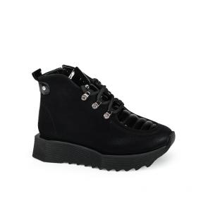 Дамски спортни обувки от естествен набук SPT-671-2021