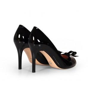 Дамски обувки от естествен лак SY-23446 - 2