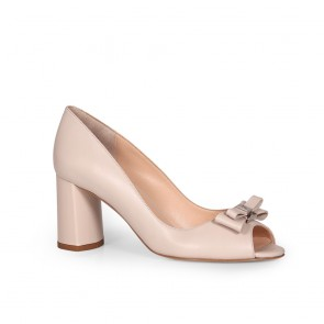 Дамски обувки от естествена кожа SY-23506