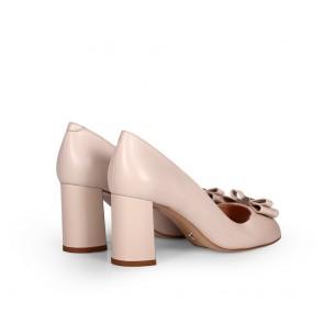 Дамски обувки от естествена кожа SY-23506 - 2