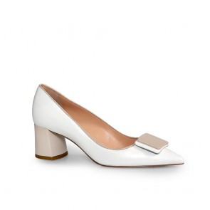 Дамски обувки от естествена кожа SY-23992