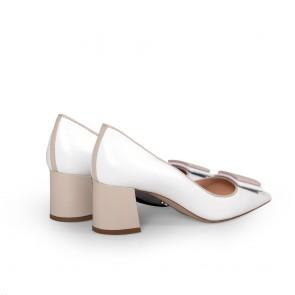 Дамски обувки от естествена кожа SY-23992 - 2