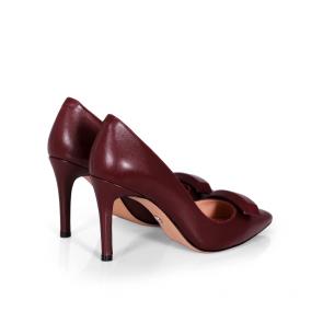 Дамски обувки от естествена кожа SY-25117 - 2