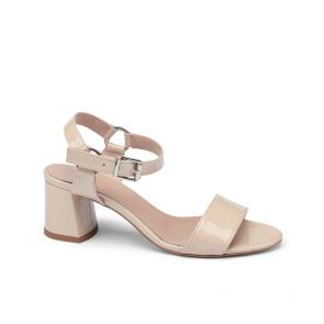 Дамски обувки от естествен лак SY-25442