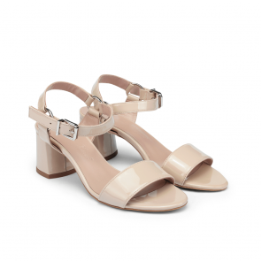 Дамски обувки от естествен лак SY-25442 - 2