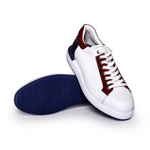 Мъжки обувки от естествена кожа TGR-108-01 - 2