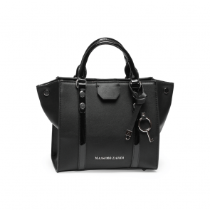 Дамска чанта от еко кожа и лак1