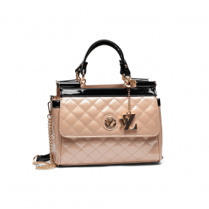 Дамска чанта от еко лак YZ-4556