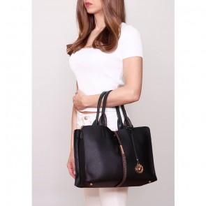 Дамска чанта от еко кожа YZ-620516 - 2