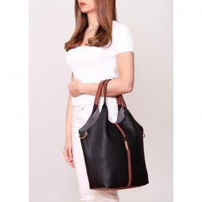 Дамска чанта от еко кожа YZ-620518 - 2