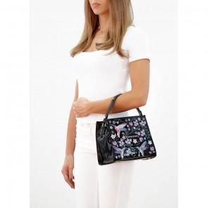 Дамска чанта от еко лак YZ-800875 - 2