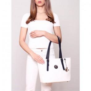 Дамска чанта от еко кожа YZ-40887 - 2