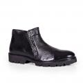 Мъжки обувки от естествена кожа GRI-3750-02 - 1t